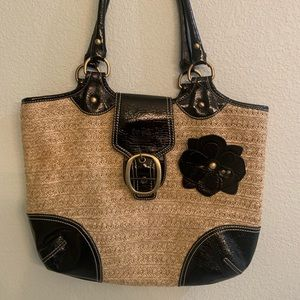 Coach Purse **with flaw**